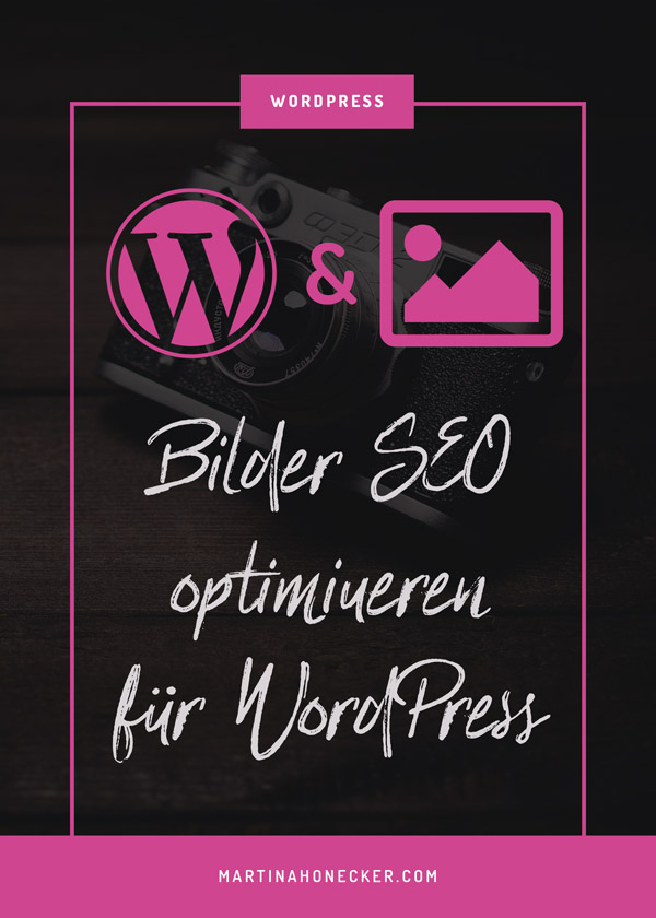 Bilder optimieren WordPress SEO